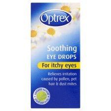 Optrex itchy eye drops £2.06 @ Tesco