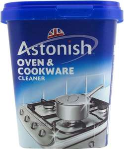 Astonish Oven & Cookware Cleaner (500g) Only 85p @ Home Bargains