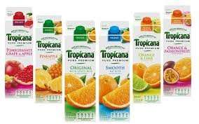 1 Litre Tropicana juices 2 for £2.50 @ Co-Operative
