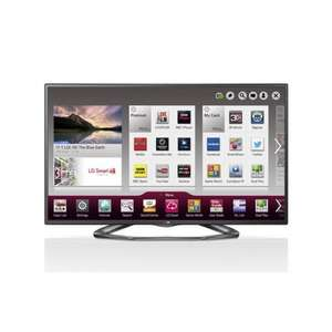 "LG 55LA620V 55"" Full 1080p HD LED Smart 3DTV with Built-In Wi-Fi & Freeview HD - £664.05 (With Code) - Tribal UK"