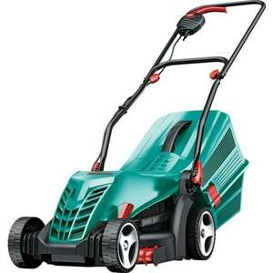 Bosch Rotak 34R Electric Rotary Lawn Mower - £99.99 but get for £63.99 or less @ Homebase