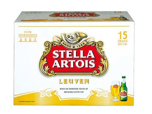 STELLA ARTOIS Premium Lager 15pk @ Lidl £7.99