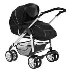 HALF PRICE Silver Cross Linear Freeway Pushchair in Jet £212.49 @ Toys R Us