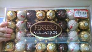 Ferrero Rocher Collection 32 pieces only £3.99 at Waitrose