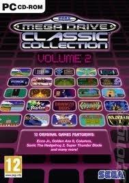 Sega Mega Drive Classic Collection - Volume 2 (PC) £1.80 @ Video Game Box -