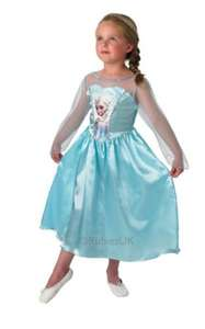 Disney Frozen Elsa dress £19.95 delivered! @ Fancy Dress Discount Store Amazon