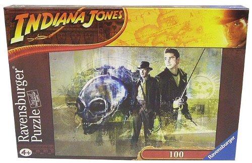 Ravensburger Indiana Jones Jigsaw Puzzle (100 pieces) £2.99 @ Amazon / Toptoys2u Limited