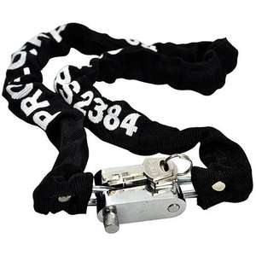 Heavy Duty Motorbike/Scooter/Bike/General etc Padlock and chain - £5.99 @ Ebay (Electronic World) £5.99