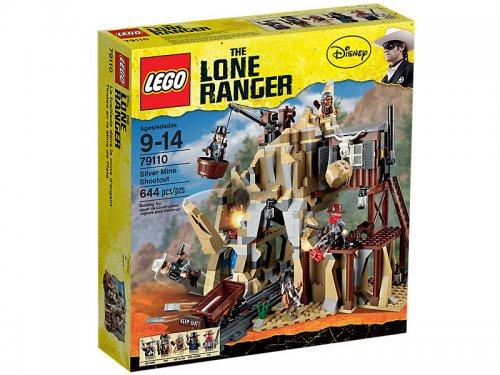 Lego Disney The Lone Ranger Silver Mine Shootout 79110  £36.73 @ LegoLand