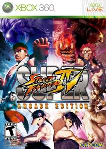 Super Street Fighter IV Arcade Edition Free for Xbox Live Gold Members @ Xbox Marketplace