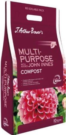 J. Arthur Bower's Multipurpose Compost w added John Innes (50L) - 3 for £9.48 (gardening club members) @ The Garden Centre Group IN STORE