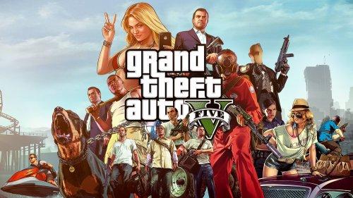 GTA 5 (PC/Steam) Pre-order £26.59 with code @ CDKeys.com