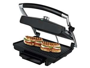 SILVERCREST KITCHEN TOOLS Panini Maker £22.99 @ LIDL