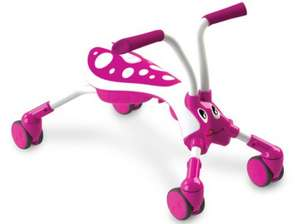 ** Scramble Bug 4 Wheel Ride On now £19.99 @ Asda Direct **