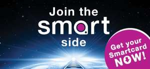 Get you free c2c Smartcard Now! (c2c Rail)