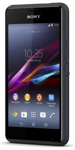 Sony Experia E1 500 MINS 5000 TEXTS 500MB DATA £10 A MONTH 24M CONTRACT @ Tesco Mobile