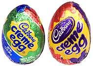 10 Cadbury Creme eggs £2.00 @ Cadburys outlet shop