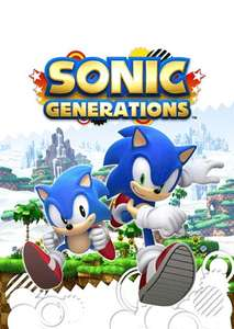 Sonic Generations (PC - STEAM) @ GAME - 99p