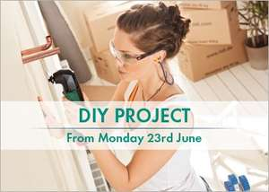 DIY PROJECT, Loads of offers, details in description,Starting from Monday 23rd June @ LIDL
