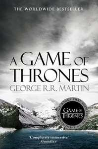 A Song of Ice and Fire Ebooks - £2.00 each + 100 clubcard points on each purchase @ blinbox books