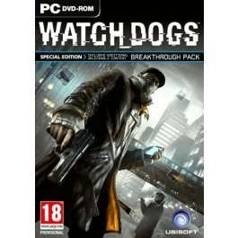 Watch Dogs PC Special Edition with DLC ONLY £15.75 @ CDKeys