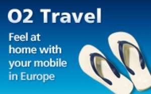 O2 travel Unlimited* roaming data abroad for £1.99 a day
