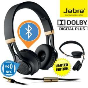 Jabra Revo Wireless headphones - Limited Edition Ink Treasure @ iBOOD.co.uk - £84.95 + £7.95 P&P
