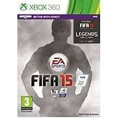 FIFA15 Preorder - £40 on Xbox 1 and PS4, £35 on 360 and PS3 after £5 off code @ Tesco Direct