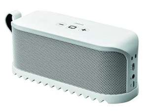 Jabra Solemate Bluetooth Speaker - White. Dabs: £39.99 with email (otherwise £44.96)