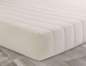Silentnight Luxury Memory Foam Mattress Single £120.00/Double £152.00/King £172.00 using code @ The Bedding Company
