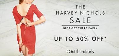 Harvey Nicols Half Price Sale!