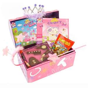 Fairy Princess or Pirate Treasure Chest £7.50 Reduced from £30 @ Waitrose Direct
