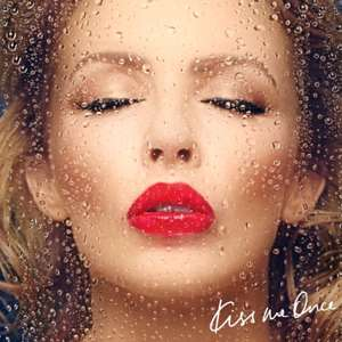 Kylie Kiss Me Once CD £5 @ Sainsbury's