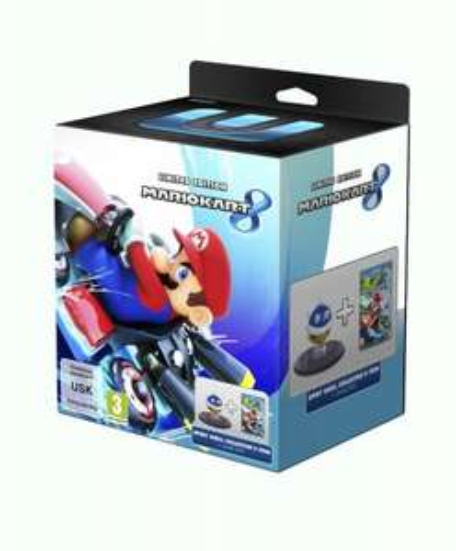 Mario Kart 8 LIMITED EDITION (Nintendo Wii U) NEW @ Grainger Games - £49.99