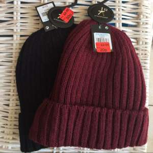 Primark Atmosphere Woolly Hat 20p @ Primark