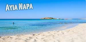 CYPRUS £97.64 pp 7 nights with return flights accommodation and baggage all included from Cardiff 22/6/14 based on 4 sharing £390.56 @ tescocompare