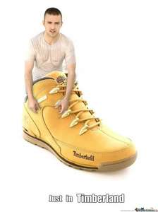 Upto 50% off sale @ Timberland + 5% Quidco + FREE Delivery + FREE Returns