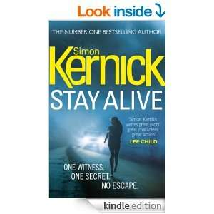 Kindle Edition of Stay Alive by Simon Kernick from Amazon £2.00