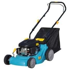Tesco Hand Push Petrol Lawn Mower, 98.5cc £77.50 @ Tesco Direct