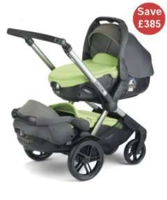 Jané Twone Twin Pushchair Violet or Green £165 was £550 plus cheap strollers @ mothercare