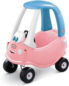 Little Tikes classic cozy coupe ride-on (pink or red) £34.30 @ Amazon