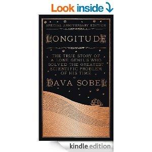 Kindle Book. Longitude save 43% @ Amazon - £2.99