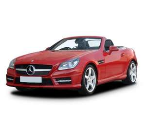 Mercedes SLK 250 CDI AMG Sport Auto - £299.98 per month (inc Vat) and desposit of £1799.93 @ DSG Auto