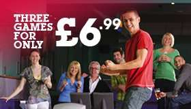 Bowl Plex 3 Games for £6.99