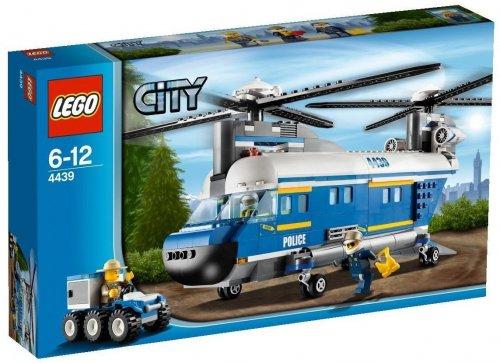LEGO City 4439: Heavy Lift Helicopter - £17.50 @ Amazon