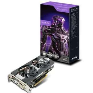Sapphire Dual-X Radeon R9 270X(not the 270) OC 2GB £127 delivered from Amazon
