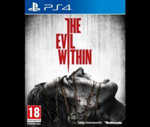 The Evil Within PS4 (£45 with code) @ Tesco Direct