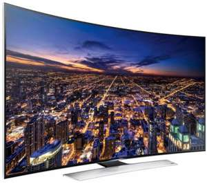 Samsung UE55HU8200 Smart 3D 4K Ultra HD 55 Curved LED TV @ Currys £2399.00 with voucher FOOTY100 used at checkout