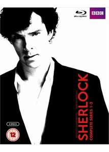 Sherlock - Series 1-3 [Blu-ray] £18.99 delivered @ Base.com