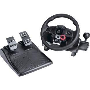 Logitech Driving Force GT PS3/PS4 Steering Wheel - Argos £84.99